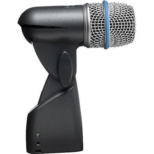 shure beta 56a super cardioid instrument microphone beta 56a. Black Bedroom Furniture Sets. Home Design Ideas