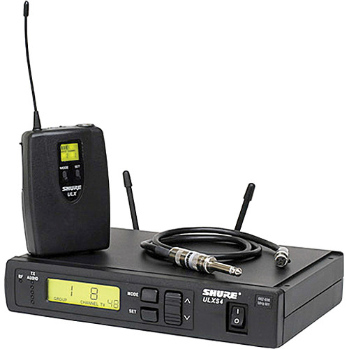 shure ulx series wireless instrument microphone system. Black Bedroom Furniture Sets. Home Design Ideas