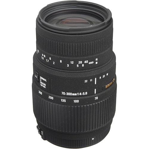Sigma 5a9306 70 300mm f 4 5 6 dg macro 549301