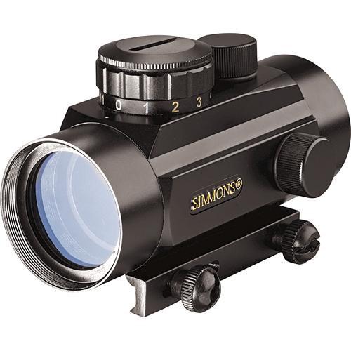 simmons red dot scope. simmons 1x30 red dot riflescope scope m