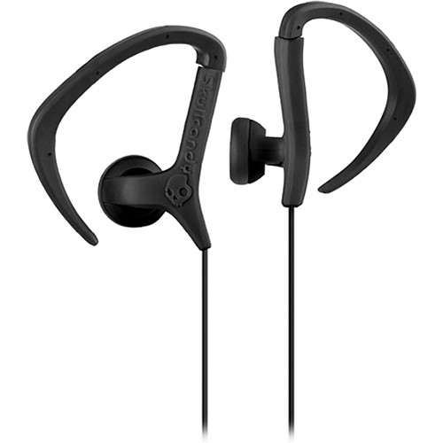 Skullcandy Chops Sport Earbuds (Black) S4CHFZ-033 B H Photo a0904aa7a9