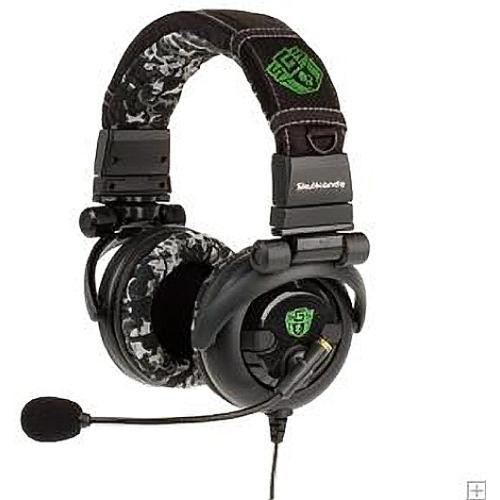 skullcandy gi sgs dj style stereo headset with boom mic. Black Bedroom Furniture Sets. Home Design Ideas