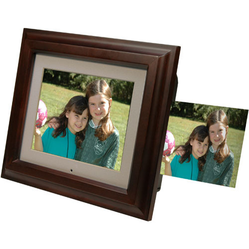 Smartparts Digital Picture Frame With Built In Printer Sp8prt