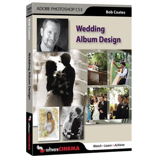Software Cinema DVD-Rom: Training: Wedding Album PSCS3BCWAD B&H