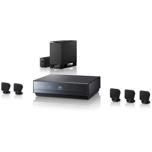 sony bdv is1000 blu ray disc home theater system bdv is1000 b h rh bhphotovideo com Sony BDV E380 Sony BDV- T57