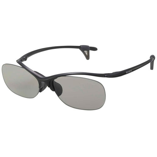sony 3d glasses. sony bkm-30g circular polarizer 3d glasses 3d