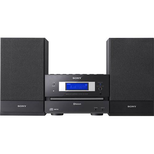 Sony cmt bx5bt micro hi fi component system 30w bluetooth enabled cd