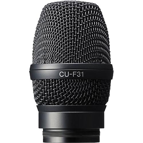 sony cuf31 dynamic super cardioid microphone capsule cuf31 b h. Black Bedroom Furniture Sets. Home Design Ideas