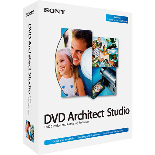 sony dvd architect studio 4 5 software for windows sdvdas4500 rh bhphotovideo com Sony Vegas DVD Architect Sony DVD Architect Pro 6.0