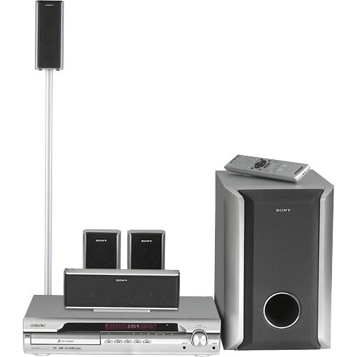 Sony DAV-DX375 Home Theater System DAVDX375 B&H Photo Video