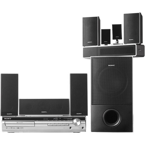 Sony DAVHDX267W Home Theater System DAVHDX267W BH Photo Video