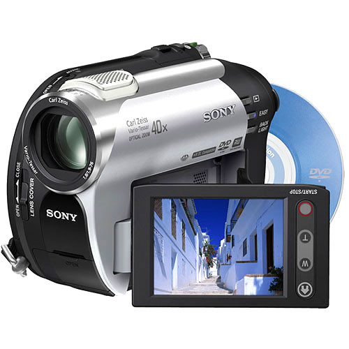 sony dcr dvd108 dvd camcorder dcrdvd108 b h photo video rh bhphotovideo com sony dvd handycam manual sony handycam dcr-dvd650 dvd camcorder user manual