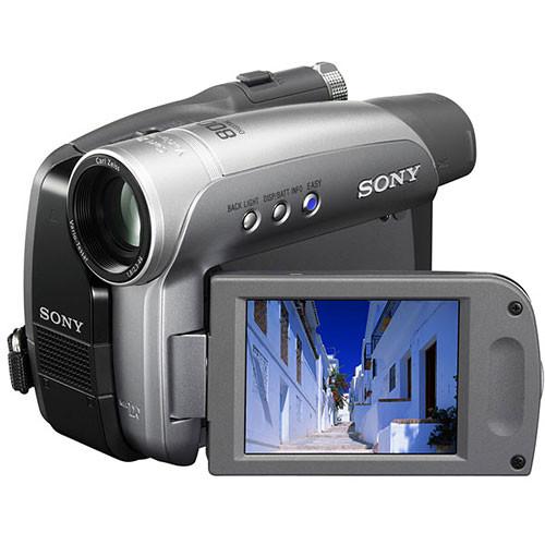 Sony DCR-HC28 Mini DV Camcorder DCRHC28 B&H Photo Video