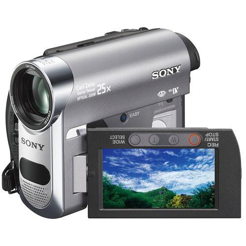sony dcr hc62 minidv camcorder dcrhc62 1 b h photo video rh bhphotovideo com sony dcr-hc62 driver sony handycam dcr-hc62 driver