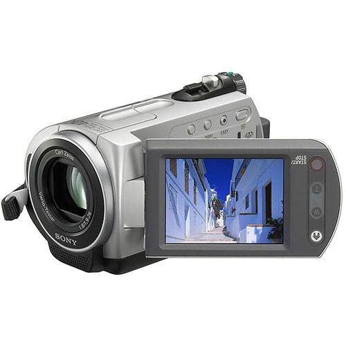 sony dcr sr42 30gb handycam digital camcorder dcrsr42 b h photo rh bhphotovideo com sony handycam dcr-sr42 manual sony handycam sr42 manual