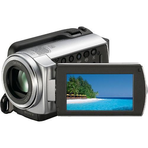 sony dcr sr47 60gb handycam camcorder silver dcrsr47 b h photo rh bhphotovideo com Sony Handycam Camcorder Sony Handy Cam DCR-SR47 Charging Cords
