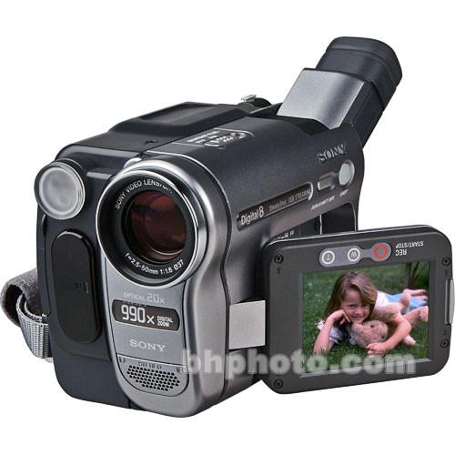 скачать драйвер для sony handycam