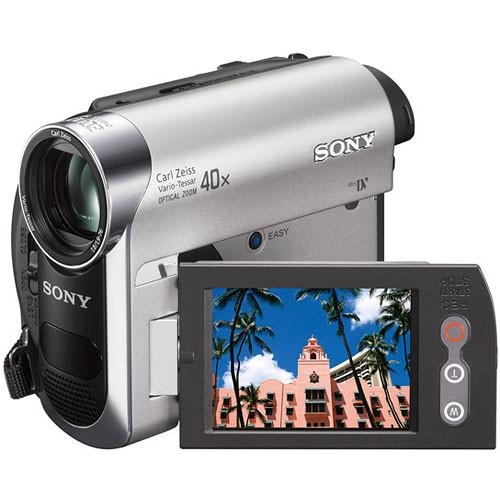 Sony dcr hc54e