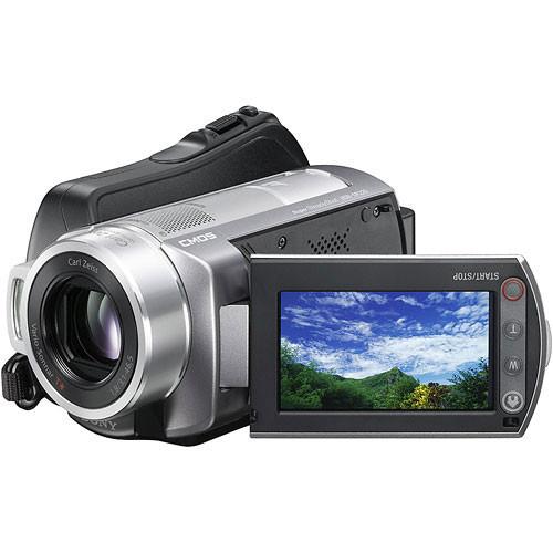 sony dcr sr220 60gb handycam camcorder dcr sr220 b h photo video rh bhphotovideo com sony handycam dcr-sr220 software Sony Handycam DCR DVD