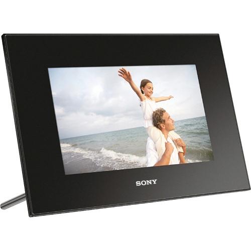 Sony DPF-D92/B Digital Photo Frame 9\