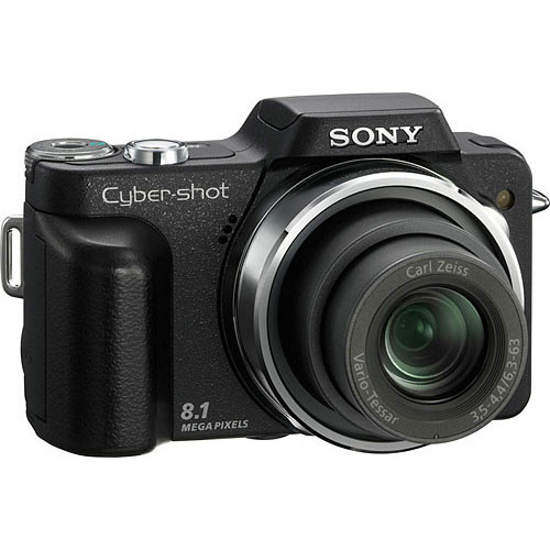 sony cyber shot dsc h3 digital camera black dsch3b b h photo rh bhphotovideo com Sony DAV HDX576WF Manual Sony Operating Manuals