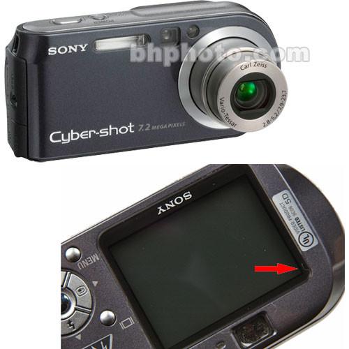 sony cybershot dsc p200 digital camera black dscp200b b h rh bhphotovideo com sony cyber shot dsc-p200 manual pdf Sony Cyber-shot DSC H9