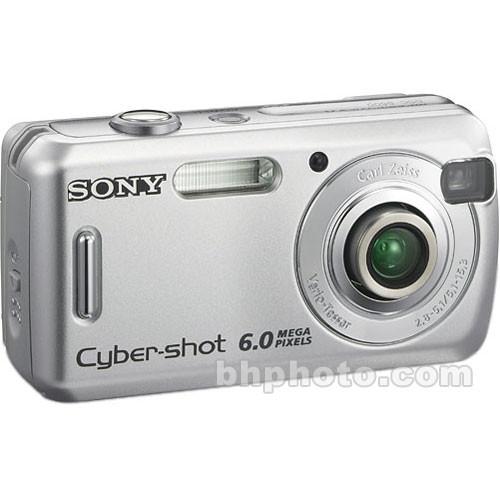Sony DSC-S600 Camera USB Drivers (2019)