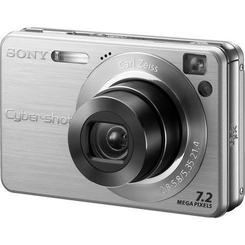 sony cyber shot dsc w120 digital camera silver dscw120 b h rh bhphotovideo com sony cyber shot dsc-w120 super steady shot manual sony cyber shot dsc w120 instruction manual