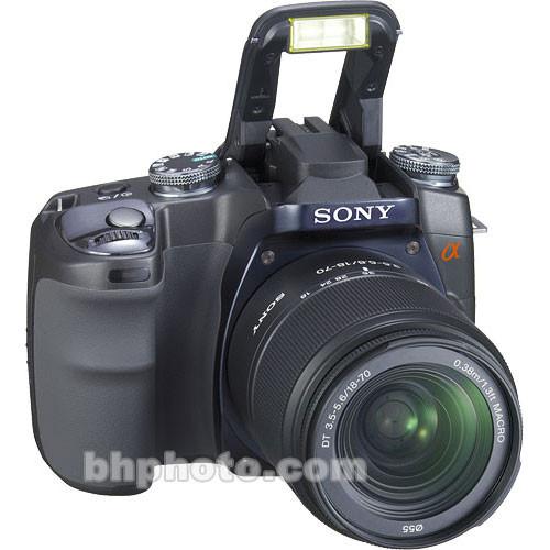 sony alpha dslr a100 digital camera with sony dt dslra100k b h rh bhphotovideo com sony alpha a100 user manual Sony DSLR A100 ManualDownload