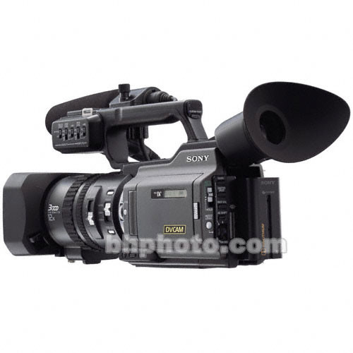 sony dsr pd170p pal dvcam 3ccd digital camcorder dsrpd170p b h rh bhphotovideo com Sony Camcorder Sony 3CCD Camcorder