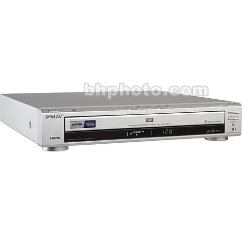 sony dvp nc85h s cd dvd player changer silver dvpnc85h s b h. Black Bedroom Furniture Sets. Home Design Ideas