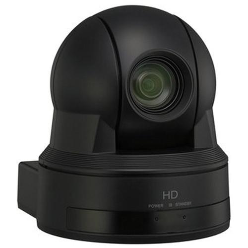 Sony Evi H100s Ptz Camera With 20x Optical Zoom Black