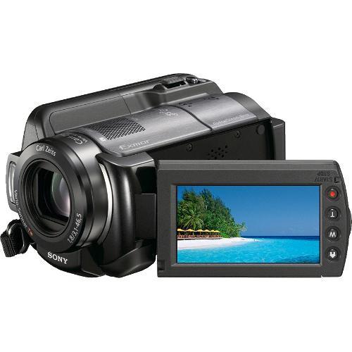 sony hdr xr200v 120gb high definition handycam hdrxr200v b h rh bhphotovideo com Sony Dcr Handycam HDR Sony Dcr Handycam HDR