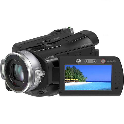 Sony hd avchd handycam