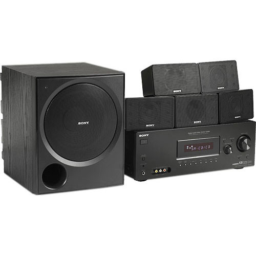 sony ht ddw900 home theater system htddw900 b h photo video. Black Bedroom Furniture Sets. Home Design Ideas