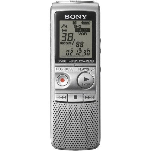 sony icd bx700 digital voice recorder icdbx700 b h photo video rh bhphotovideo com IC Sony Recorder ICD -B500 Manual Sony Digital Recorder Voice Activated