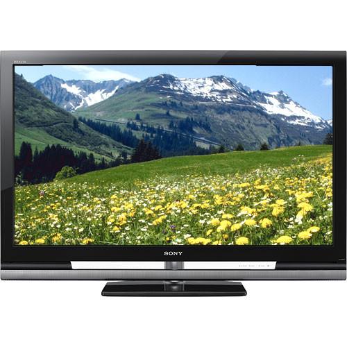 sony kdl 46v4100 46 1080p bravia lcd tv kdl46v4100 b h rh bhphotovideo com Sony KDL 46V4100 Manual Sony LCD TV