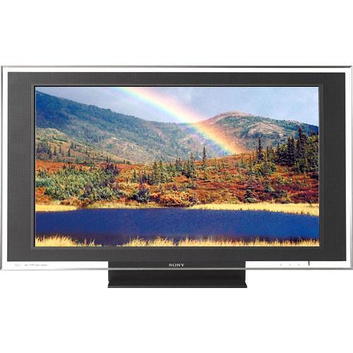 "sony kdl 52xbr4 52 16 9 bravia xbr lcd 1080p kdl 52xbr4 rh bhphotovideo com Sony 52"" LCD Sony KDL 52"