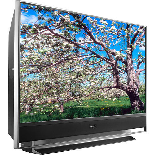 Sony KDS 60A3000 60 BRAVIA A Series SXRD Rear Projection HDTV 1080p