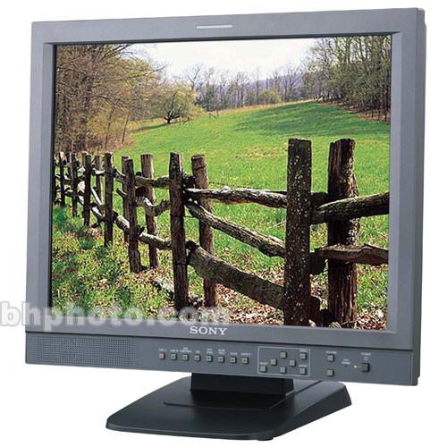 Sony Lmd 2020 20 Inch Luma Series Lcd Monitor Lmd2020 B Amp H