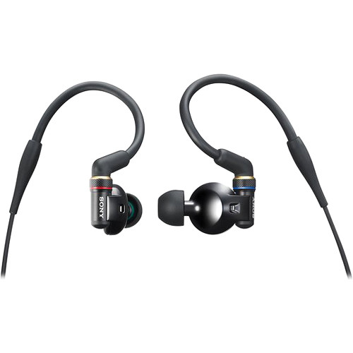 sony on ear headphones. sony mdr-7550 professional in-ear headphones on ear