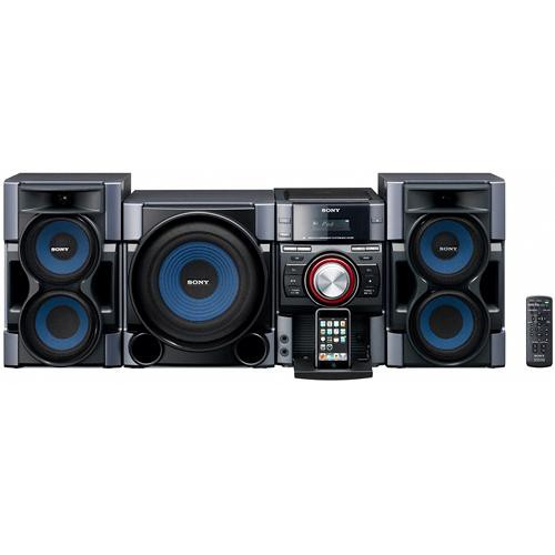 Sony Stereo System Review! - YouTube