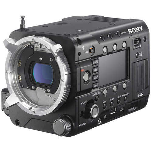 Sony Cinema Camera 4k Digital Cinema Camera