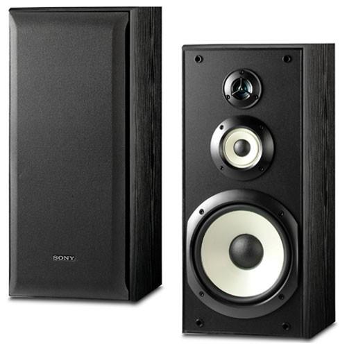 Sony SS B3000 3 Way Bookshelf Speakers
