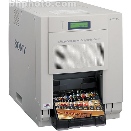 DOWNLOAD DRIVERS: SONY DR150 PRINTER