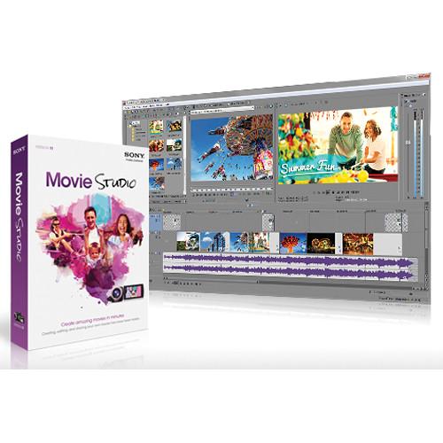 sony studio video editing software