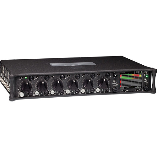 Sound Devices 664 Field Mixer Driver
