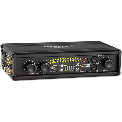 SOUND DEVICES USBPRE 2 AUDIO DRIVER PC