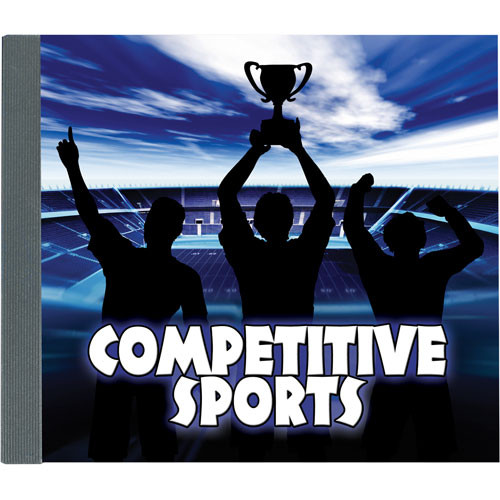 Sound Ideas Competitive Sports Sound Effects M-SI-CMPSPR 1648 DN
