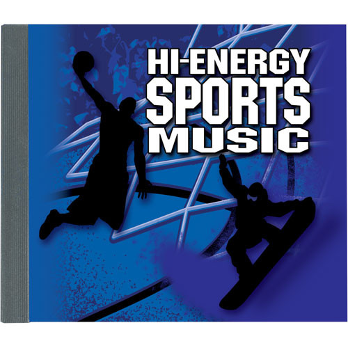 Sound Ideas Hi-Energy Sports Music Sound M-SI-HENGSP 1648 DN B&H
